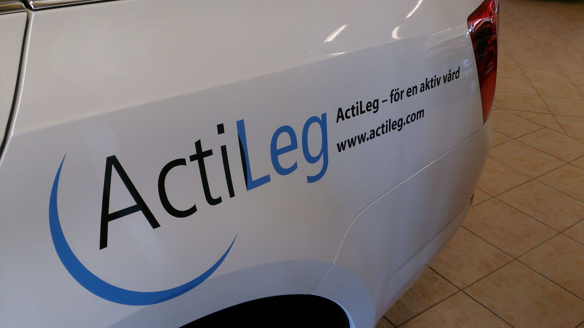 ActiLegs motto